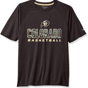 Champion NCAA Colorado Buffalo Tee XL
